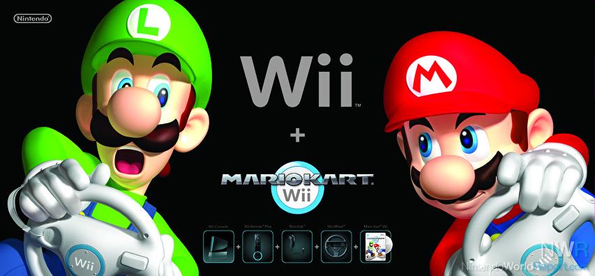 Wii value line box art revealed news nintendo world report - Wii console mario kart bundle ...