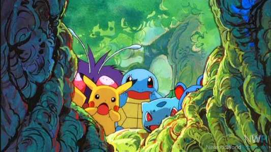 Pokemon The Movie 2000 The Power Of One Feature Nintendo