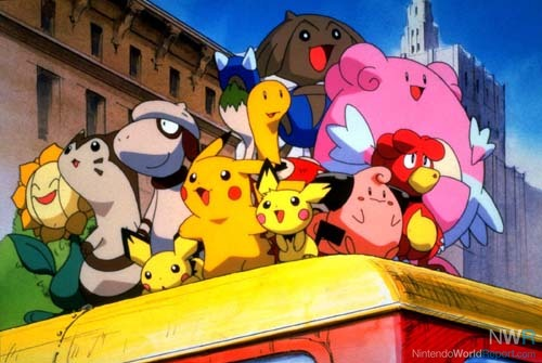 Pokemon The Movie 3 Spell Of The Unown Entei Feature