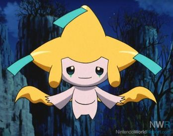 Pokemon Jirachi Wish Maker Feature Nintendo World Report