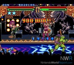 TMNT: Tournament Fighters - Extra Life - Nintendo World Report