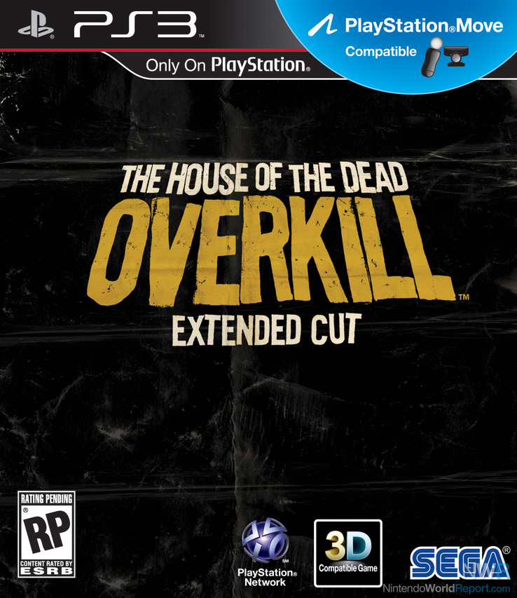 The House Of The Dead Overkill Extended Cut Will Make Me Buy A Move Blog Nintendo World Report