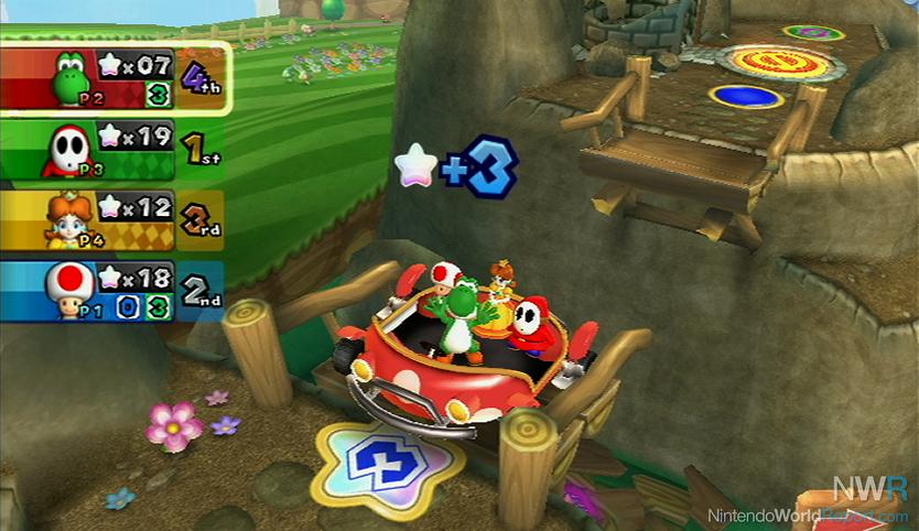Mario Party 9 Preview Preview Nintendo World Report