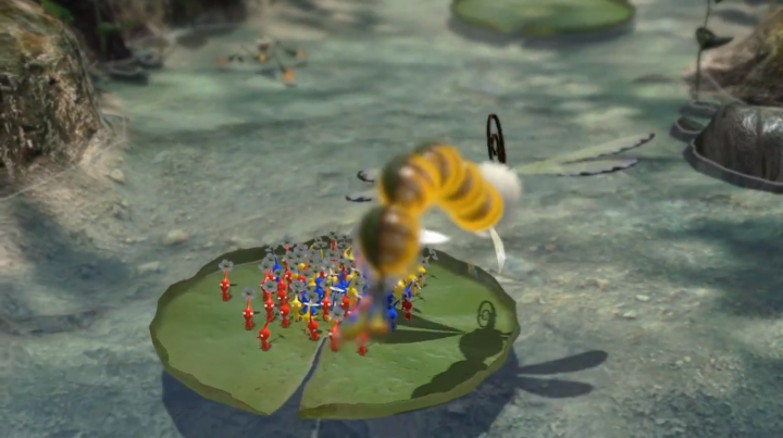 Pikmin 3 Preview Preview Nintendo World Report