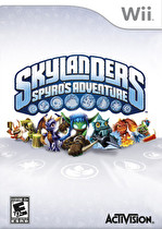 Skylanders: Spyro's Adventure Box Art