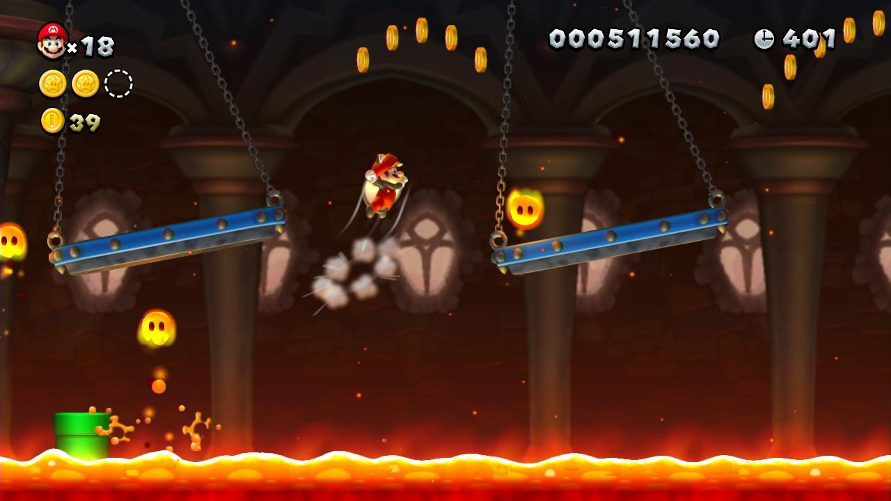 New Super Mario Bros U Review Review Nintendo World Report