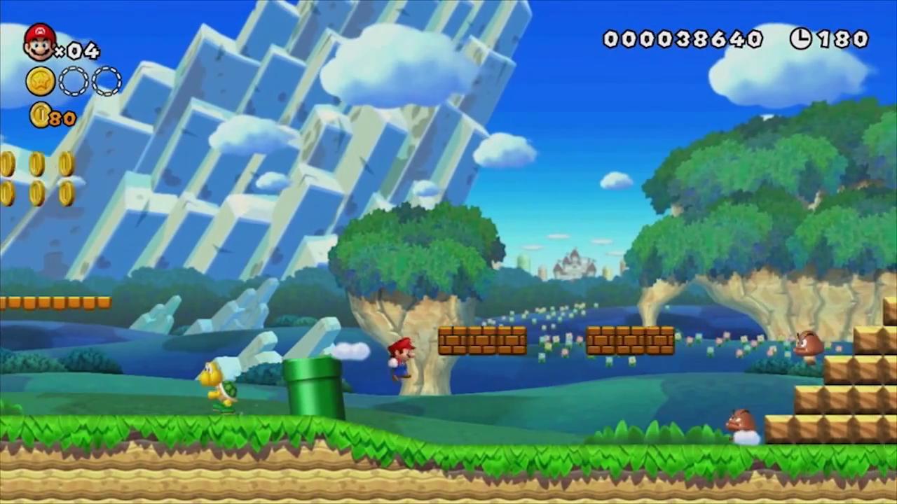 New Super Mario Bros U Preview Preview Nintendo World Report