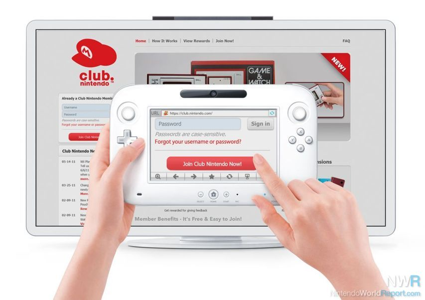 Nintendo Activates Wii U Related Domain Names - News