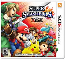 Dairantou Smash Brothers for Nintendo 3DS Box Art