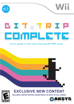 Bit.Trip Complete Box Art