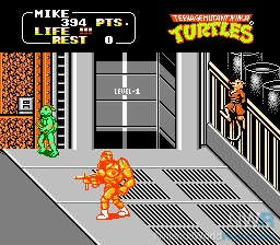 TMNT 2: The Arcade Game - Extra Life - Nintendo World Report