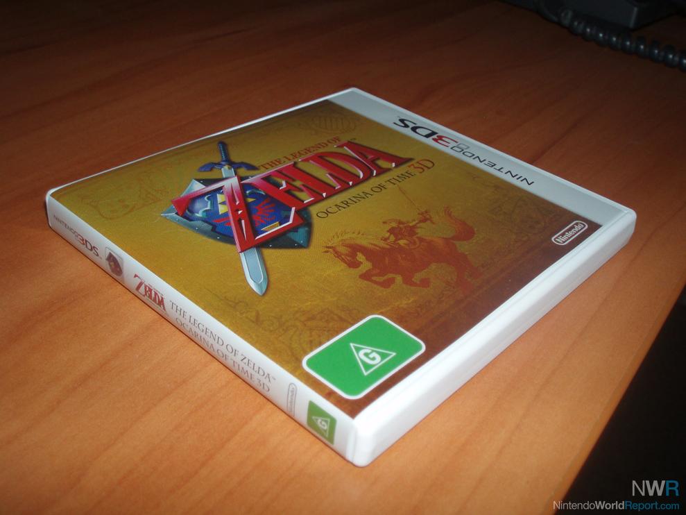 Zelda Ocarina Edition Unboxing - Blog - Nintendo World Report