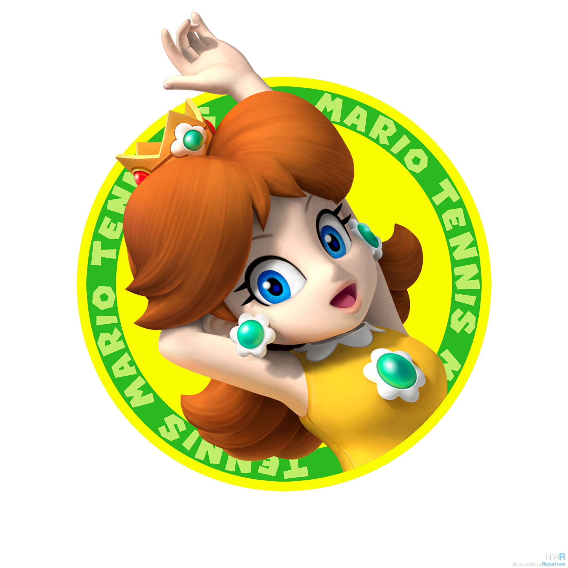 how to draw baby daisy from mario step by step
