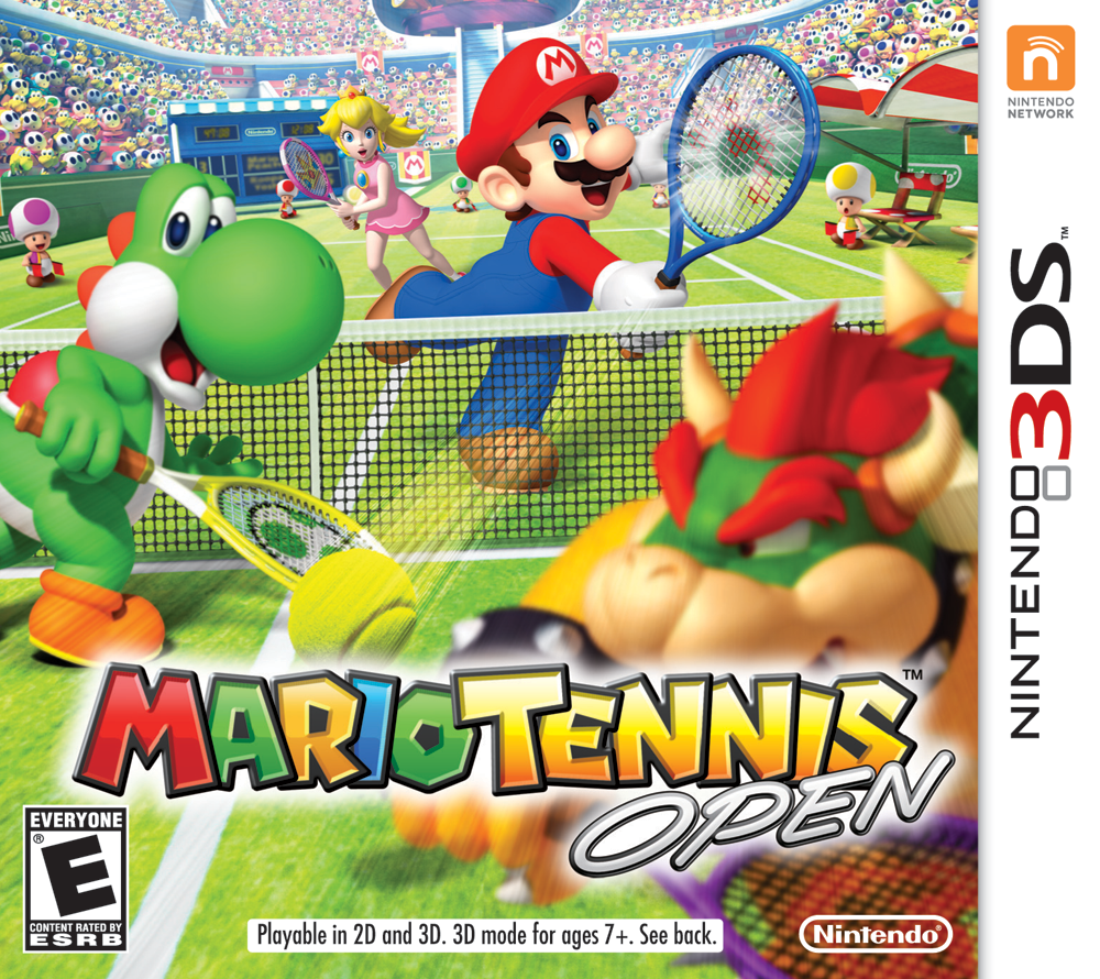 Mario Tennis Open Hands-on Preview - Hands-on Preview