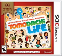 Tomodachi Collection: Shin Seikatsu Box Art