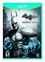 Batman: Arkham City Armored Edition Box Art