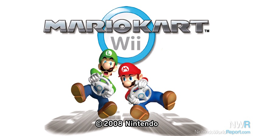 mario kart wii character stats table
