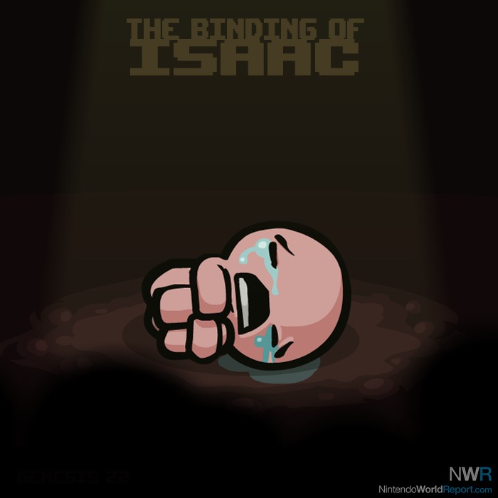 The Binding Of Isaac Might Be Coming To The 3DS