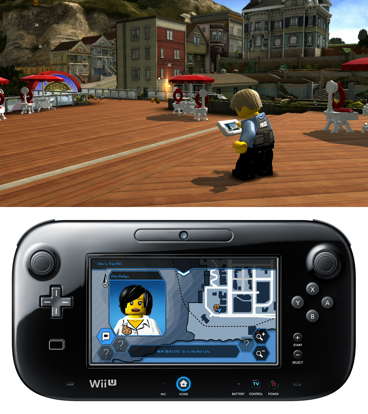Lego City Undercover Review Review Nintendo World Report