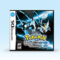 Pokémon Black and White Version 2 Box Art