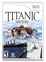 Titanic Mystery Box Art