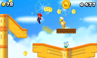 New Super Mario Bros  2 Hands-on Preview - Hands-on Preview