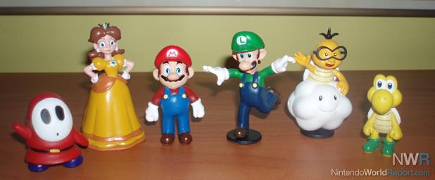 For Series 1 /& 2 Special Edition Super Mario Collector/'s Mini Figure Case New