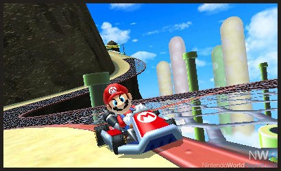 Nintendo Releases Mario Kart 7 Game Data Update News