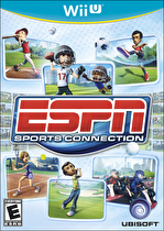 ESPN Sports Connection Box Art