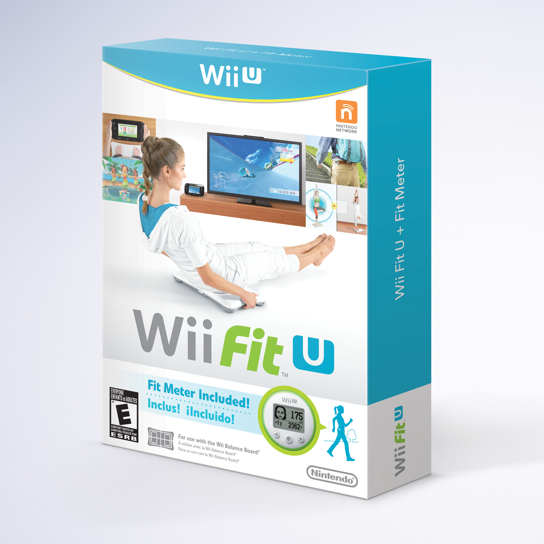 Wii Fit U Hands-on Preview - Hands-on Preview - Nintendo ...