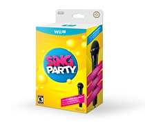 Sing Party Box Art