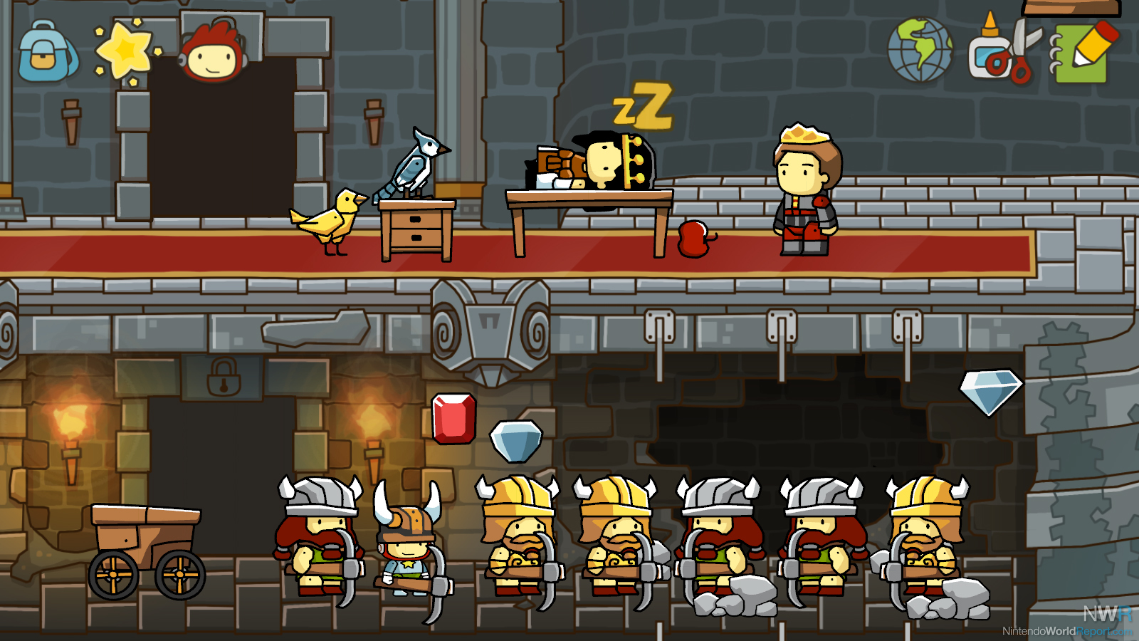 Scribblenauts Unlimited Review - Review - Nintendo World Report