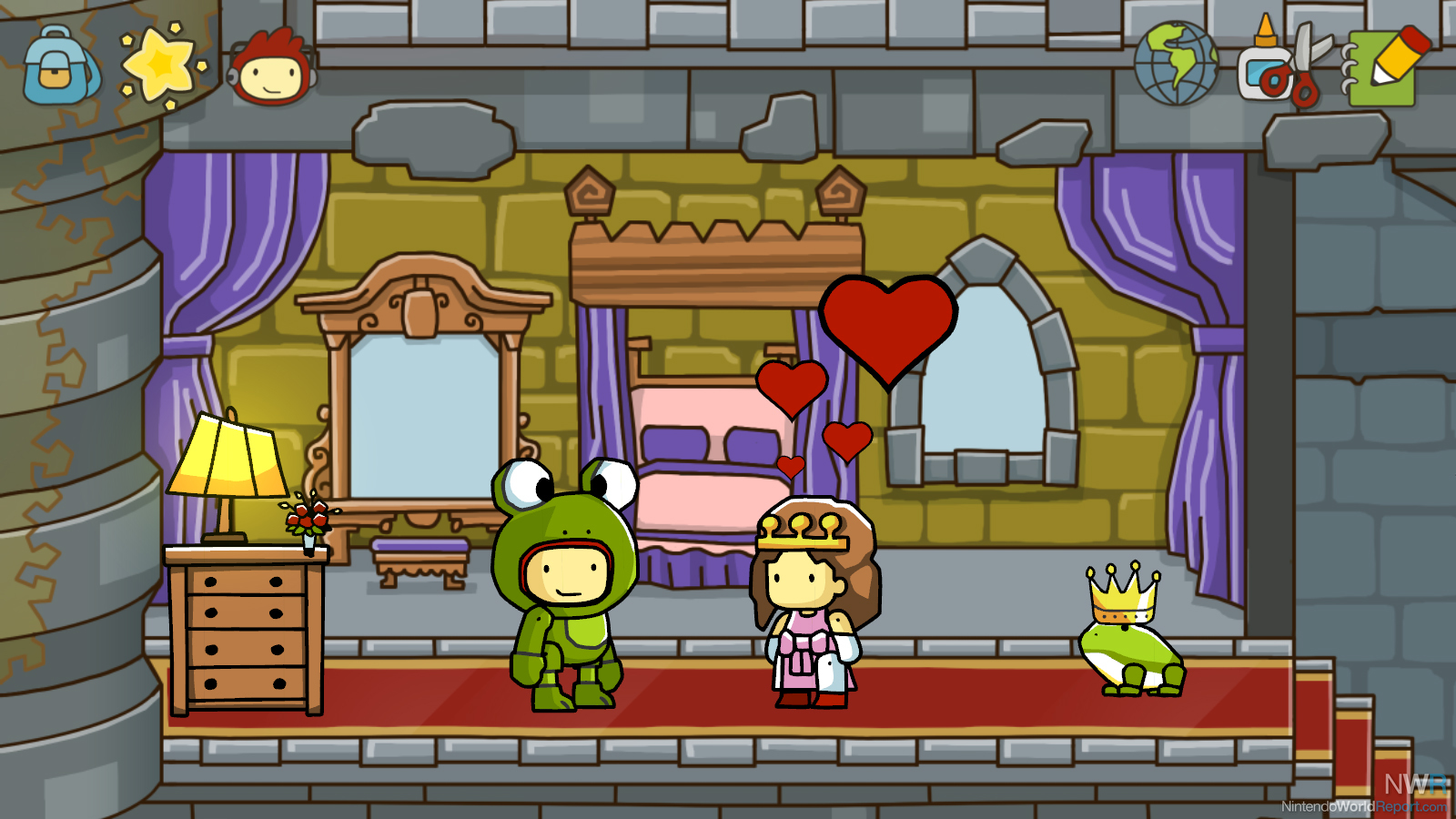 Scribblenauts Unlimited Wii U Interview with 5TH Cell