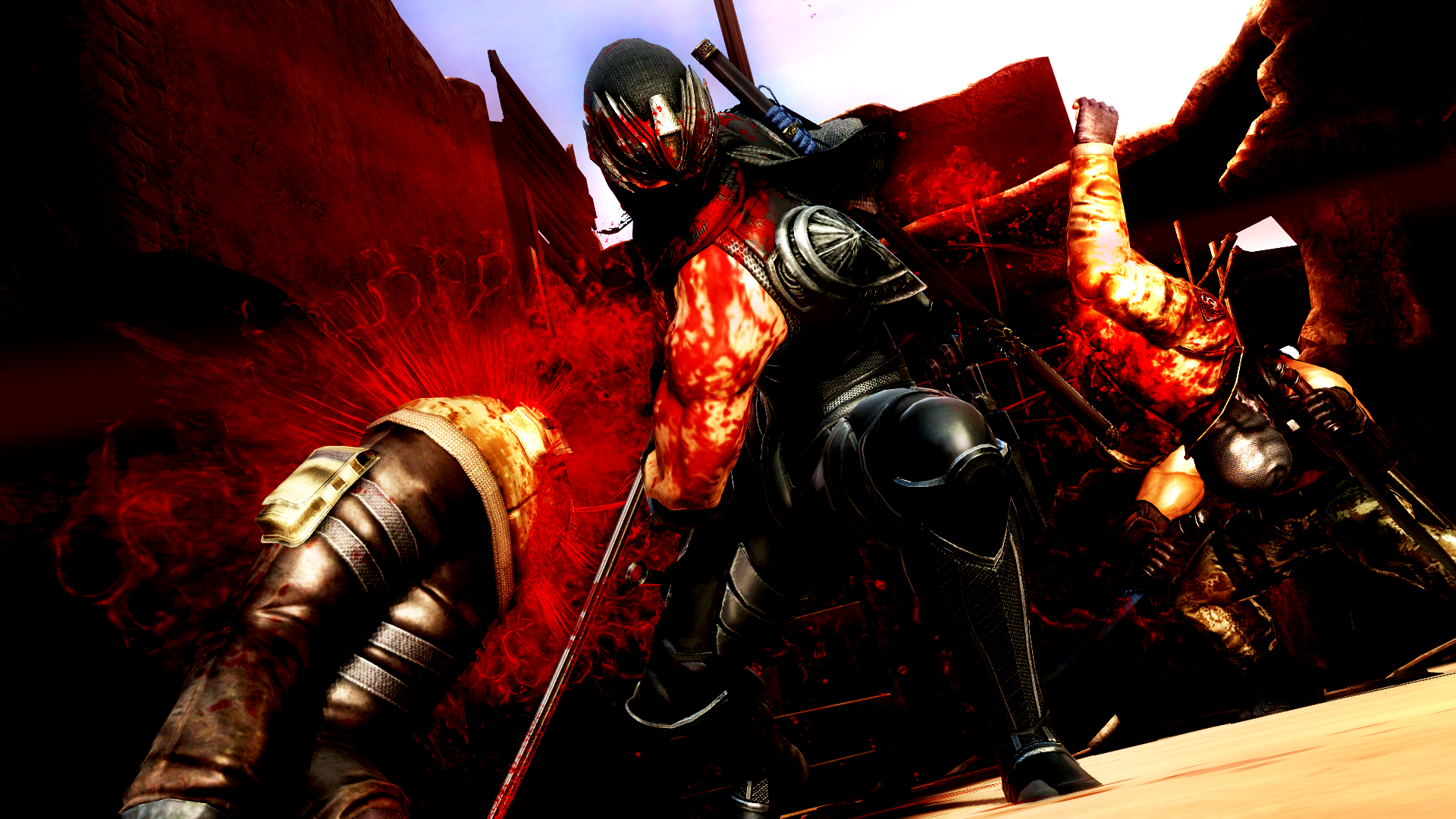 Ninja Gaiden 3 Razor S Edge Review Review Nintendo World Report