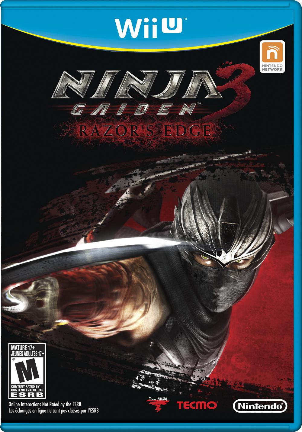 Ninja Gaiden 3 Razor S Edge Review Review Nintendo World Report