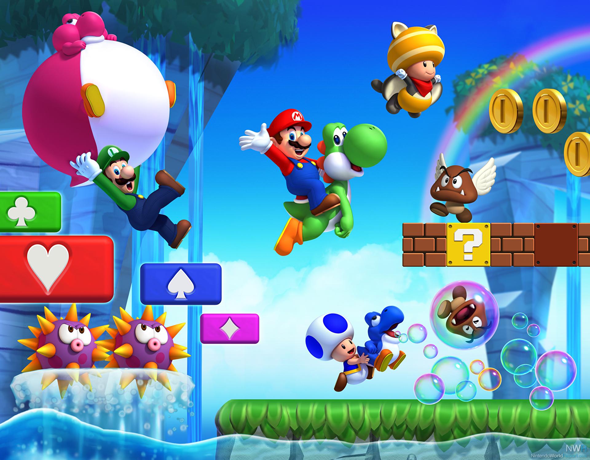No Change In New Super Mario Bros U S Release Date Blog Nintendo World Report