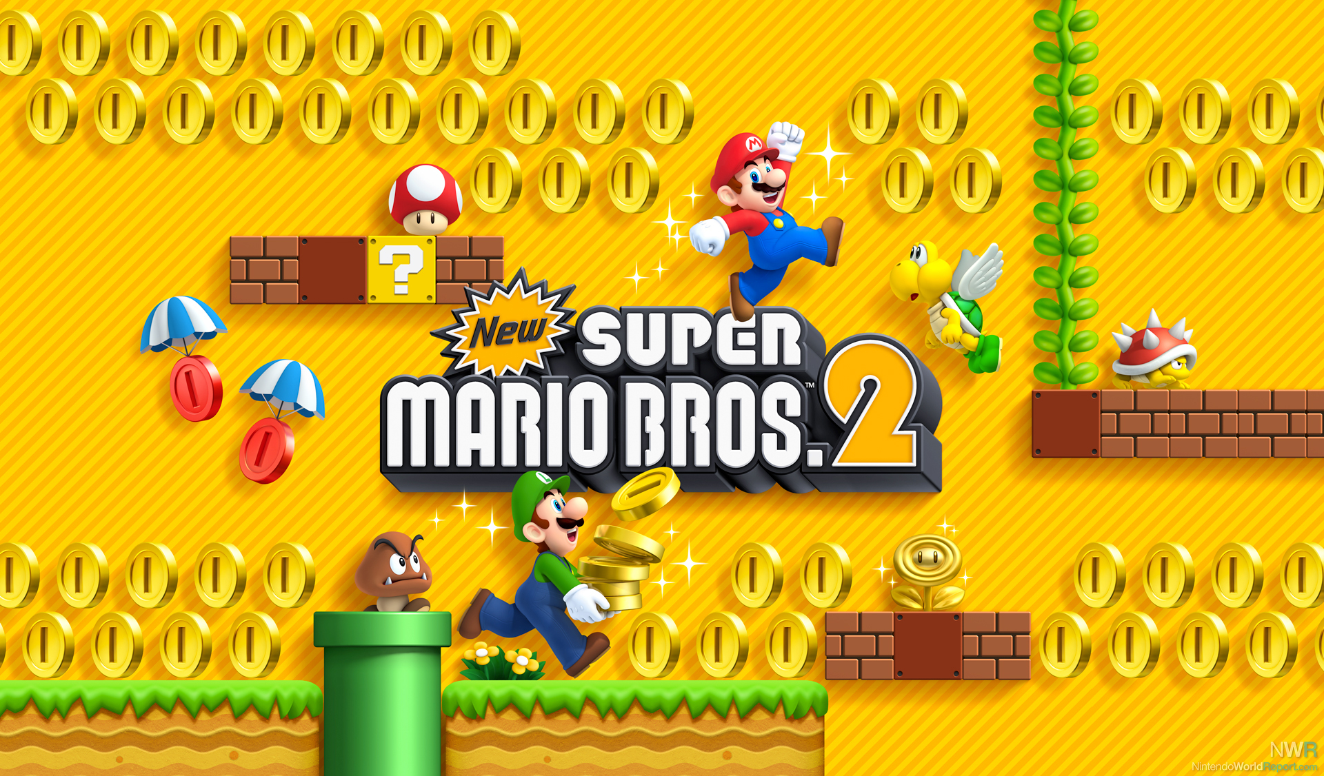 Why New Super Mario Bros  2 Cannot Rest on the Original's Laurels