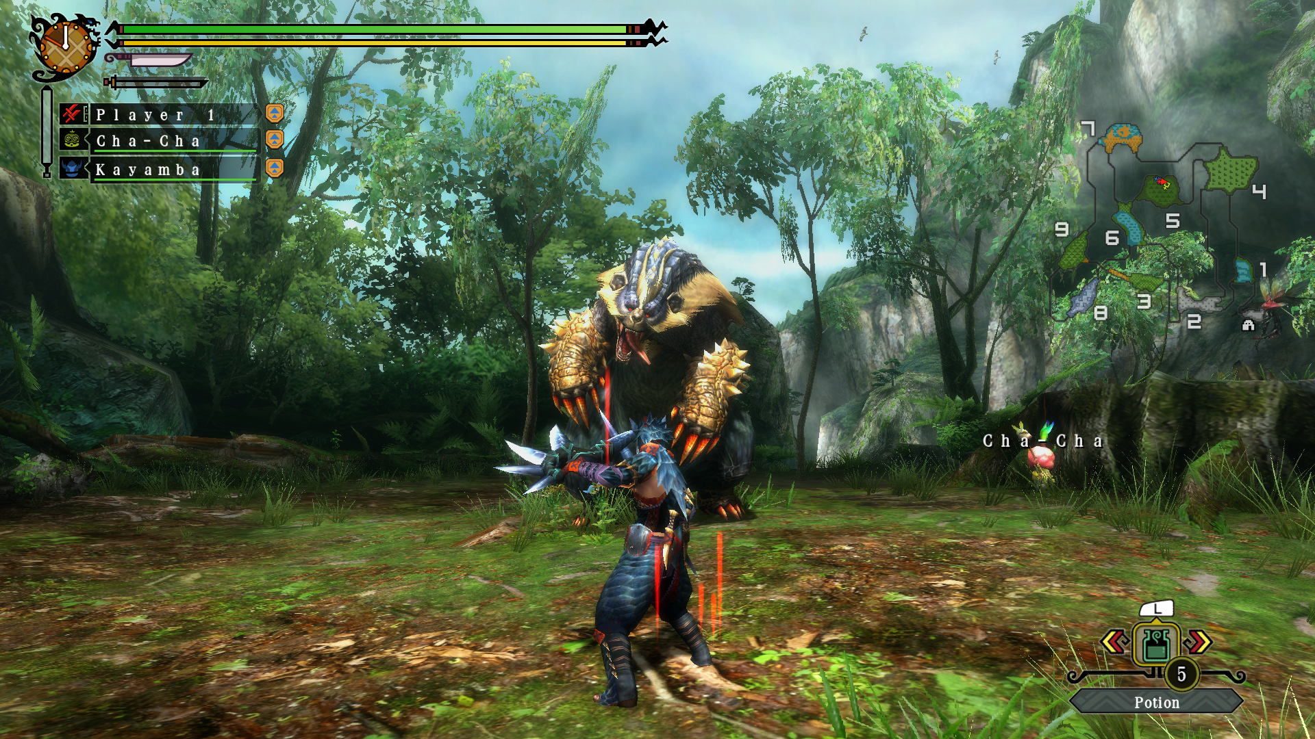Monster Hunter 3 Ultimate Preview