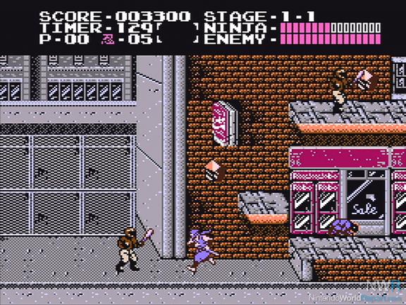 Finishing Ninja Gaiden In The Dark Blog Nintendo World Report