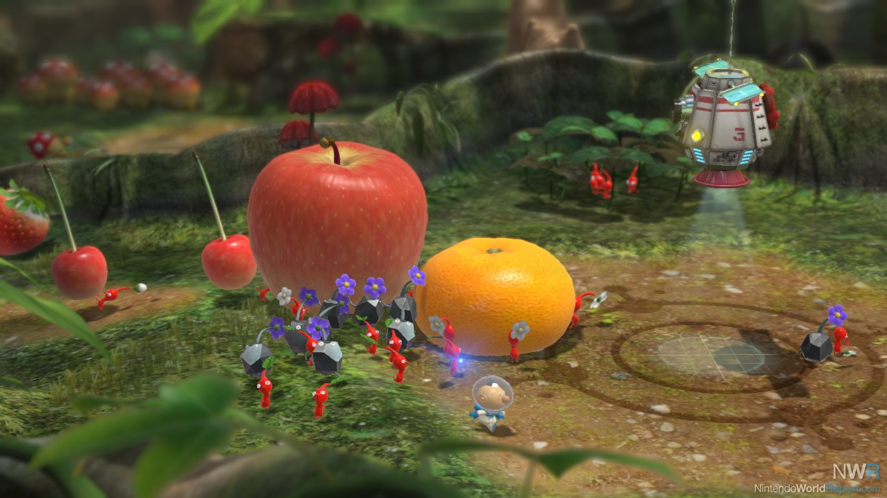Pikmin 3 Draws Influence From First Pikmin More Stressful News