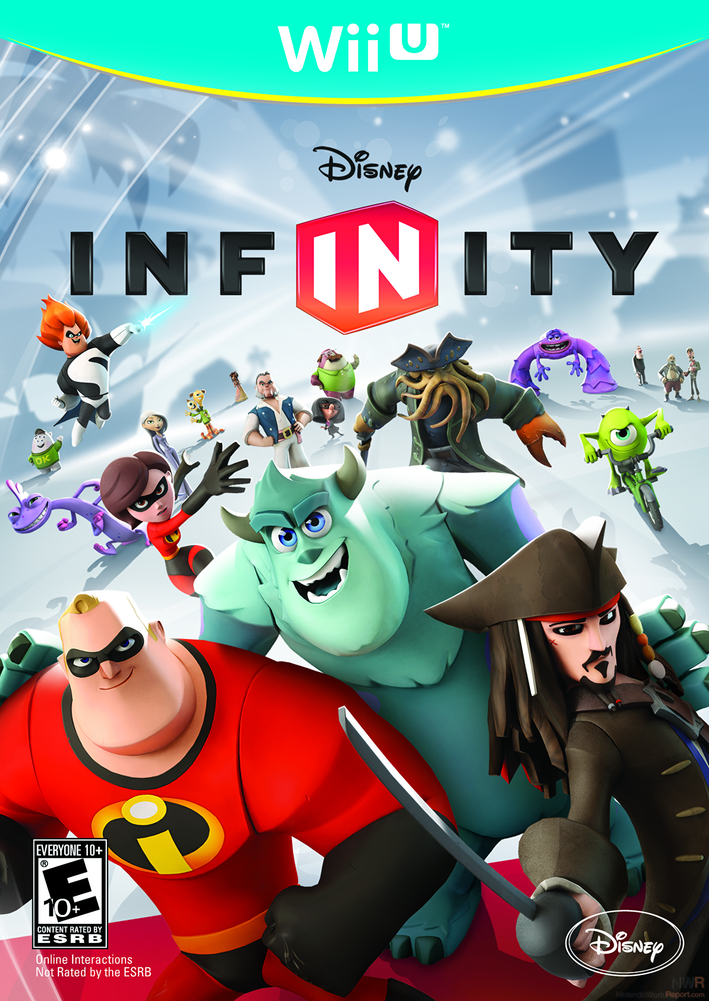 disney infinity review - review - nintendo world report