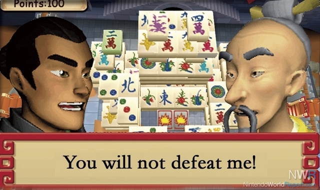 Mahjong 3D: Warriors of the Emperor Review - Review