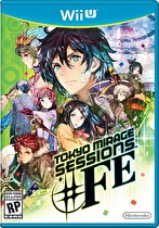 Tokyo Mirage Sessions #FE Box Art