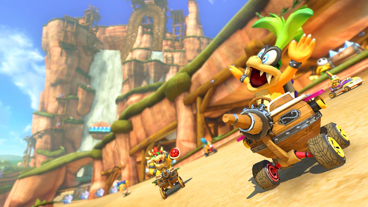 Mario Kart 8 Review - Review - Nintendo World Report