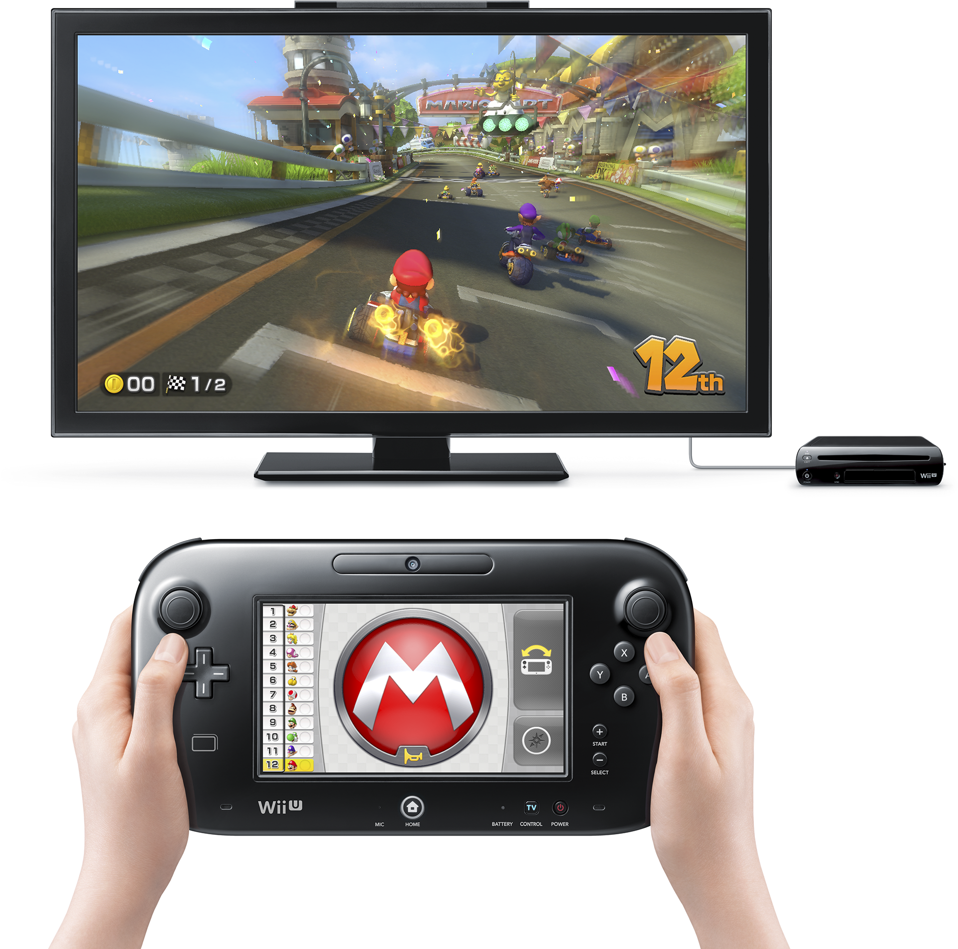 Mario Kart 8 S Use Of The Gamepad Is Disappointing Editorial