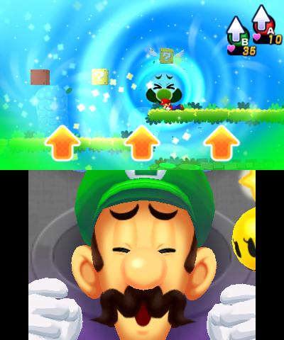 Mario Luigi Dream Team Review Review Nintendo World