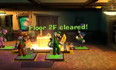 Luigi S Mansion Dark Moon Multiplayer Has Fun Download Play