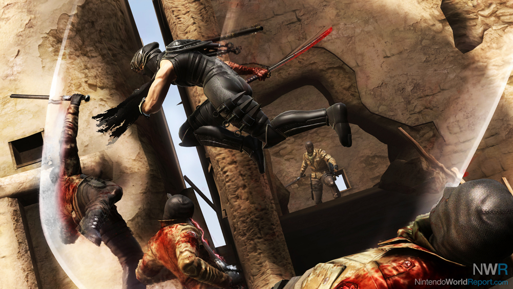 Ninja Gaiden 3 Razors Edge Now Available As Eshop Download In Australia News Nintendo World Report