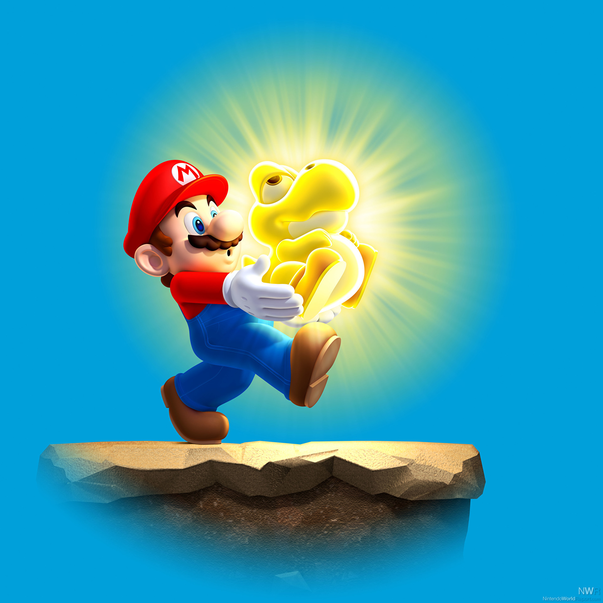 Wii U Pro Controller Support Coming To New Super Mario Bros U