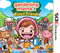 Gardening Mama 2: Forest Friends Box Art